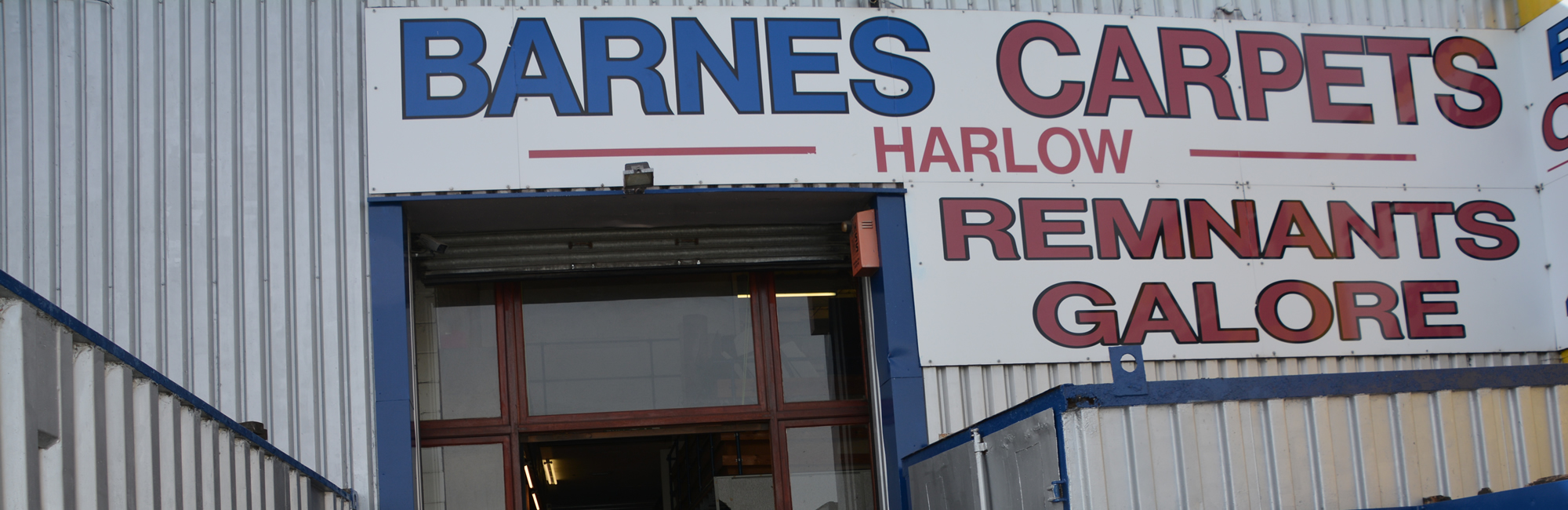 Barnes Carpets of Harlow